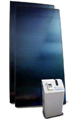 Solar Powered Showers