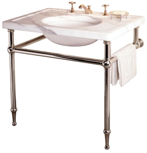 Vanities Product Review Marble And Chrome From Urban Archaeology