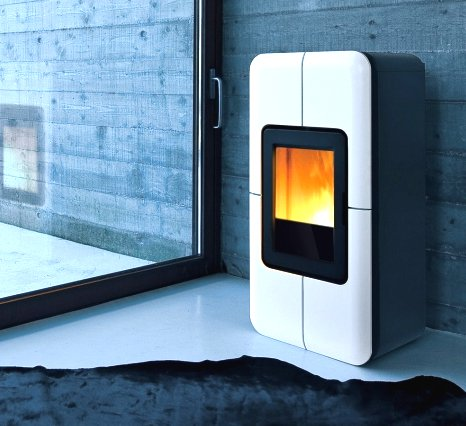 Form and Function. Pellet Stoves: ... - Information On Pellet Stoves - Product Reviews From Ebricks.com