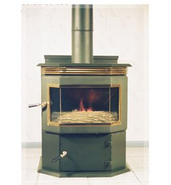 HEARTH STONE WOOD COAL STOVES - Stoves and ovens